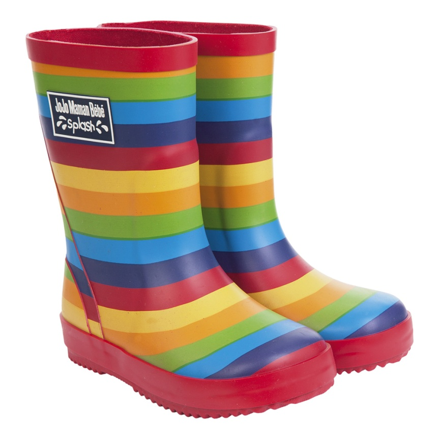 NEW WELLIES FOR THE KIDDO