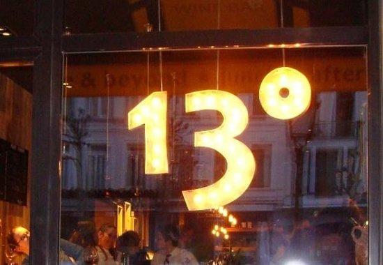 13-degres